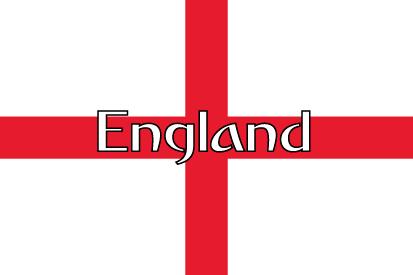 Bandera Inglaterra nombre