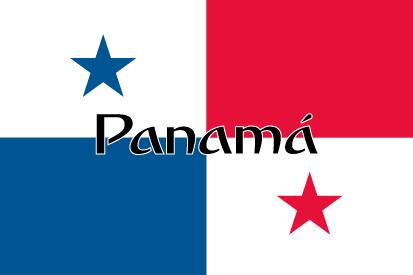 Bandera Panamá nombre