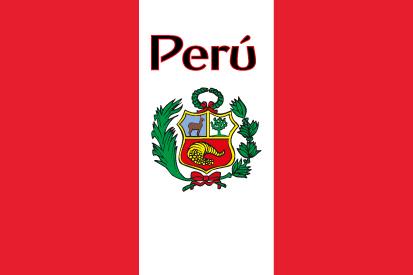 Bandera Perú nombre