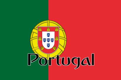 Bandera Portugal nombre