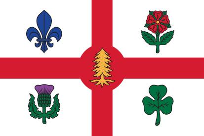 Bandera Montreal