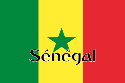 Senegal name Flag available to buy - Flagsok.com