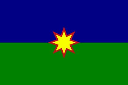 Bandera Ecruvia