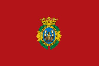 Bandera Municipio de Cádiz