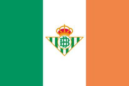 Bandera Irlanda Betis