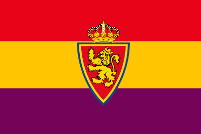 Bandera Republicana Zaragoza personalizada