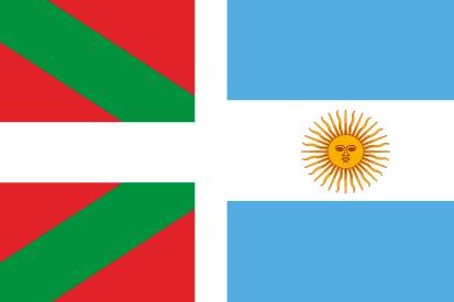 Bandera Euskadi Argentina