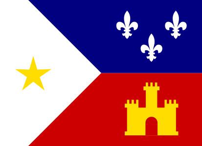 Bandera Acadiana