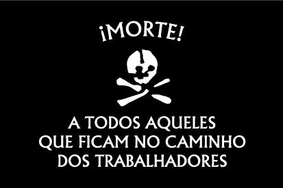 Bandera Território livre