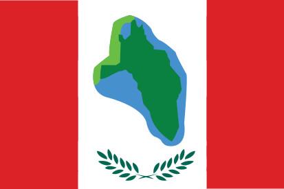 Bandera Cumberland Head