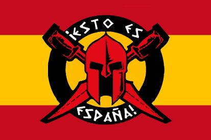 Bandera Esto es España