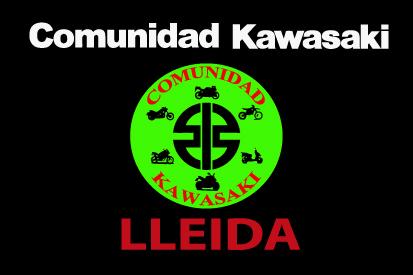 Bandera Comunidad Kawasaki Lleida