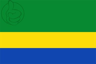 Bandera Departamento de Chocó