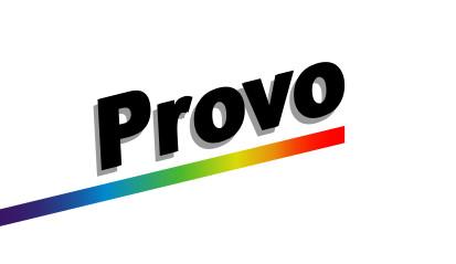 Bandera Provo (1985-2015)
