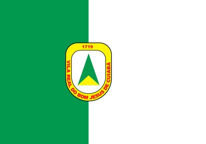 Bandera Cuiabá