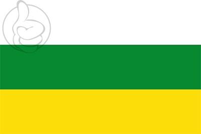 Bandera Departamento de Huila