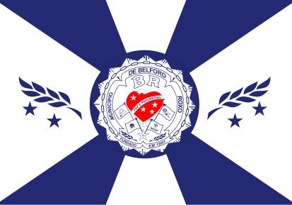 Bandera Belford Roxo