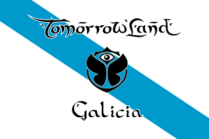 Bandera TomorrowLand Galicia 2
