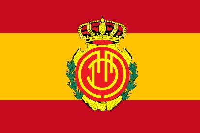 Bandera España RCD Mallorca