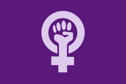Bandera Poder Feminista