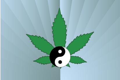 Bandera Cannabis Gin Gang