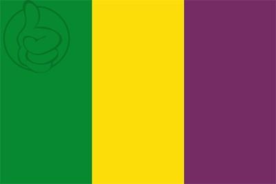 Bandera Departamento de Quindío
