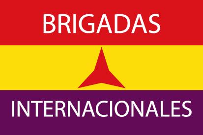 Bandera Brigadas Internacionales 2
