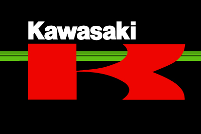 Bandera Kawasaki Bike