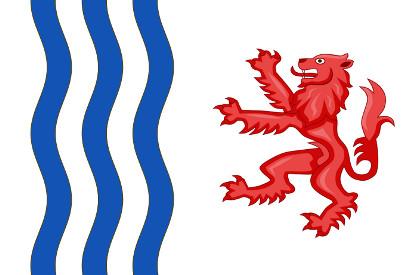 Bandera Nueva Aquitania