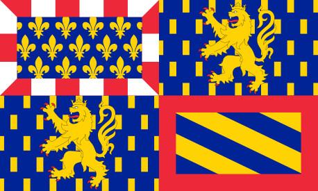 Bandera Borgoña-Franco Condado