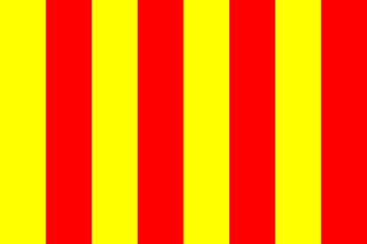 Bandera Pista tramo resbaladizo