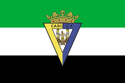 Bandera Extremadura Cádiz personalizada
