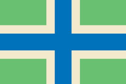 Bandera Gloucestershire