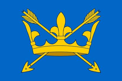 Bandera Suffolk oficial