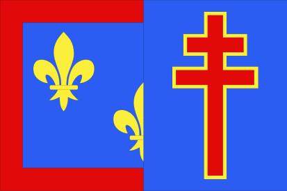 Bandera Maine-et-Loire