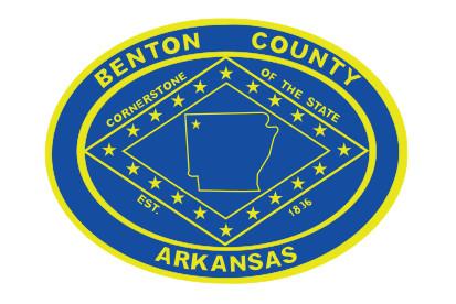 Bandera Condado de Benton