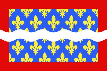 Bandera Cher (departamento)