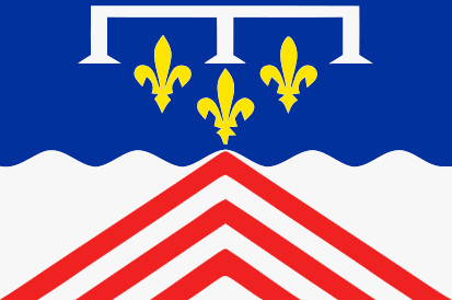 Bandera Eure-et-Loir