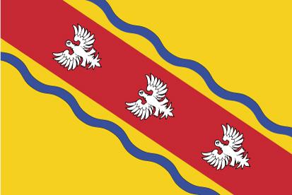 Bandera Meurthe y Mosela
