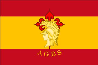 Bandera Academia General Básica de Suboficiales
