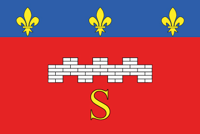 Bandera Saumur