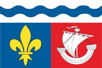 Bandera Altos del Sena