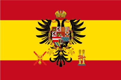 Bandera España Carlos V