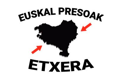 Bandera Euskal Presoak Etxera
