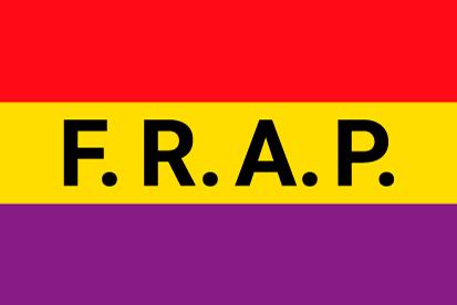 Bandera FRAP