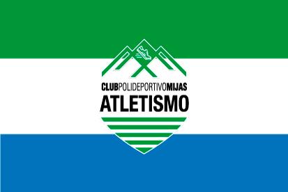 Bandera Club Polideportivo Mijas Atletismo