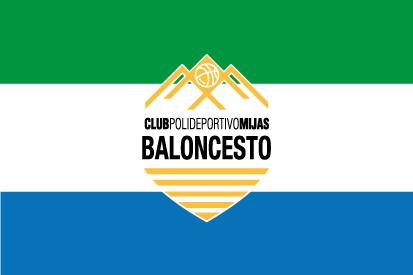 Bandera Club Polideportivo Mijas Baloncesto