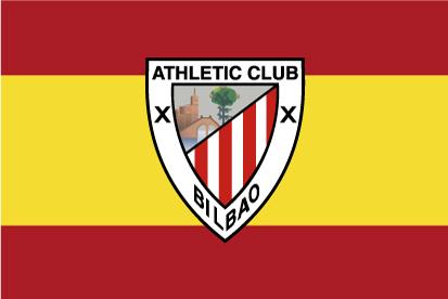 Bandera España Bilbao personalizada