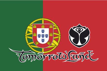 Bandera TomorrowLand Portugal