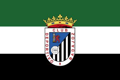 Bandera Extremadura CD Badajoz
